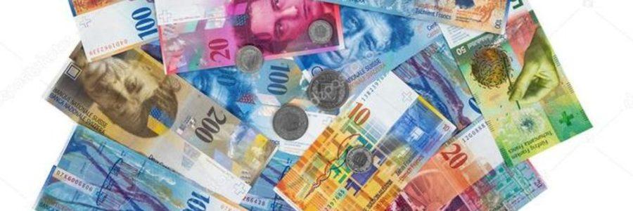 Franc Swiss menahan kenaikan versus dolar pada risiko AS-Iran