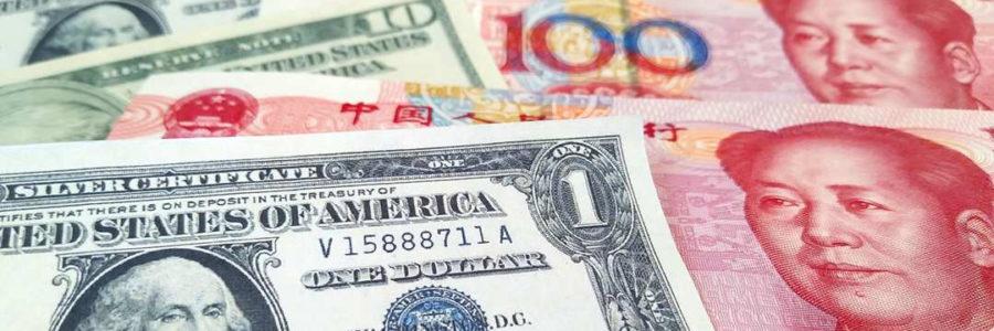 PBOC Menetapkan Tingkat Referensi Untuk Onshore Yuan pada 7,0570