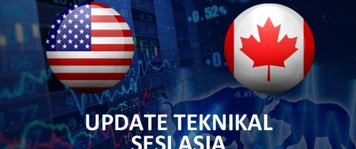 USD / CAD: Jatuh di Puncak Menyoroti 1,3470 Menjelang PDB Kanada