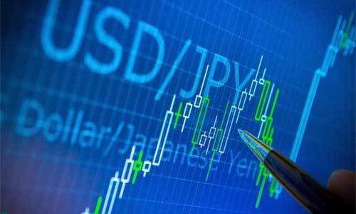 USD / JPY menguji tertinggi semalam
