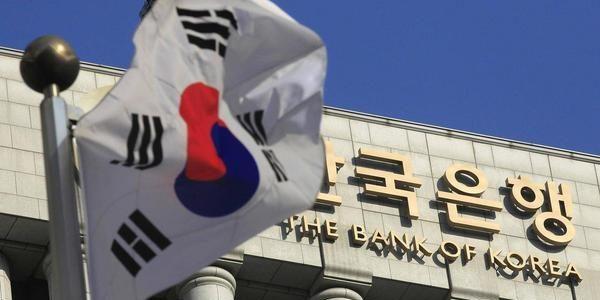 Bank sentral Korea Selatan Mempertahankan Suku Bunga