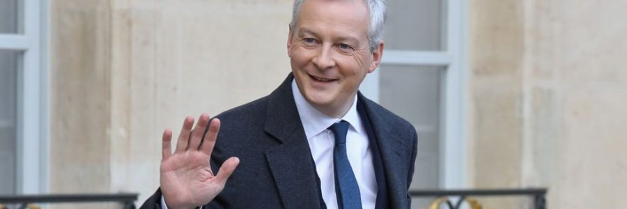 Le Maire : Saya akan bertemu dengan ketua Renault pada hari Kamis