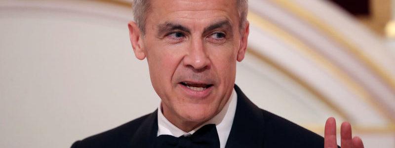 Gubernur BOE tolak klaim dagang Johnson atas Brexit tanpa kesepakatan