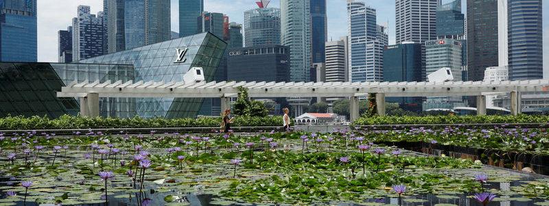 IMF pangkas perkiraan pertumbuhan ekonomi 2019 Singapura menjadi 2%