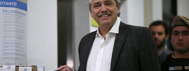 IMF bertemu dengan kandidat oposisi Argentina