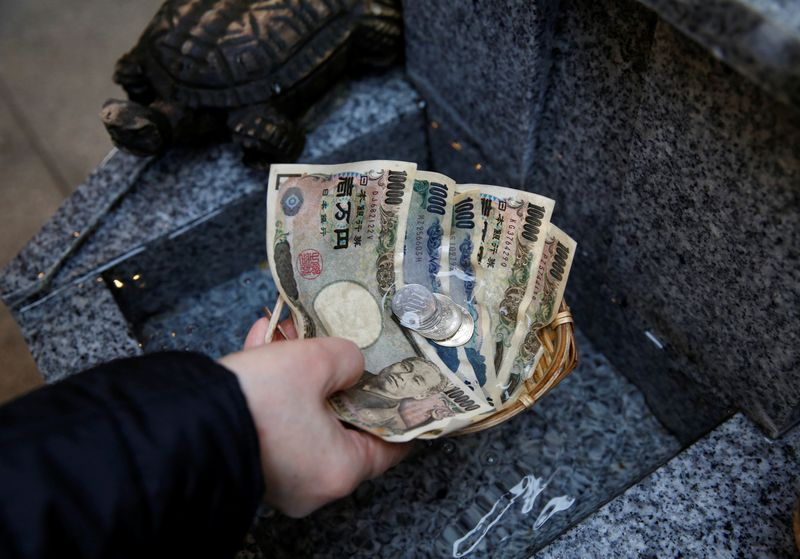 Yen melonjak, yuan merosot di tengah kekhawatiran Cina yang berjuang untuk menahan virus