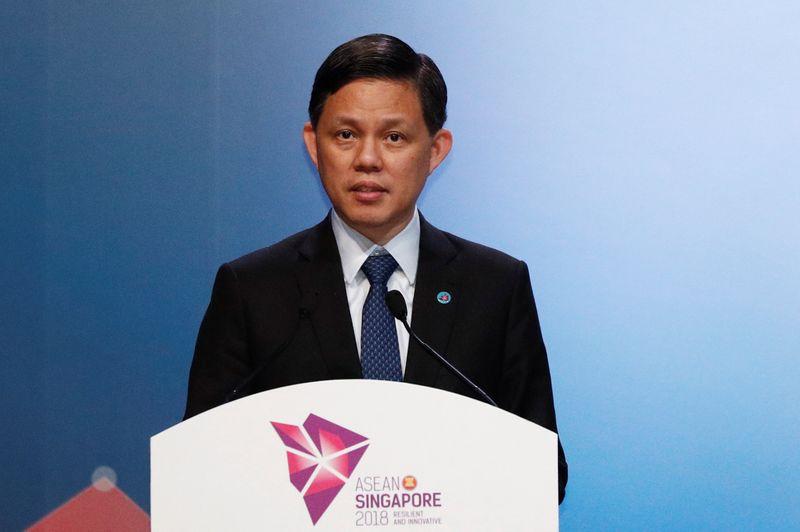 Wabah Coronavirus akan memukul perekonomian Singapura tahun ini: menteri perdagangan