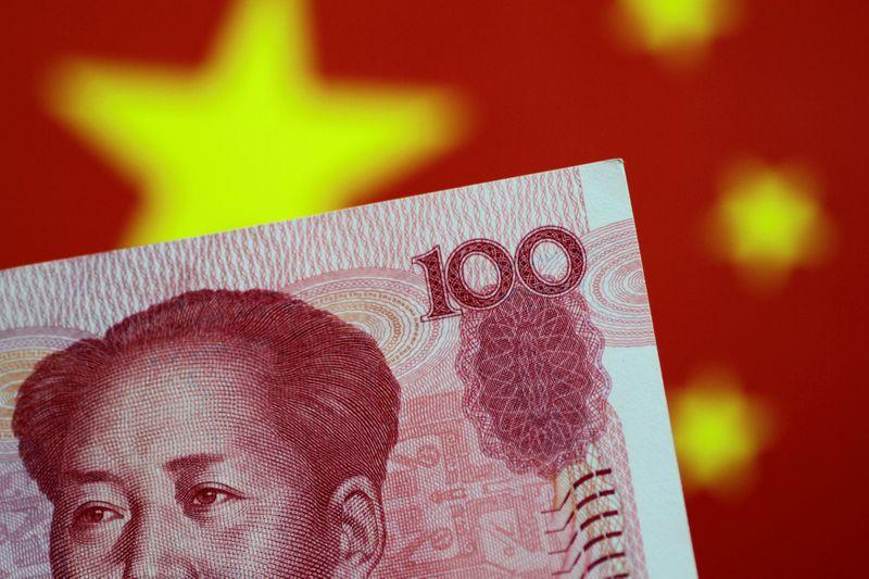 Yuan menyentuh level terendah tiga minggu, yen naik karena Cina bergulat dengan wabah virus