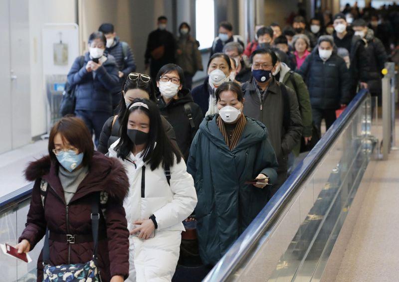 Jepang memperingatkan tentang risiko terhadap ekonomi dari wabah virus China
