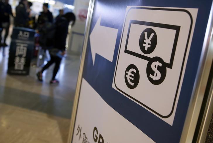 Forex – Yen Jepang Jatuh Bahkan Saat Kasus Coronavirus Di Luar Lonjakan Tiongkok; Yuan G