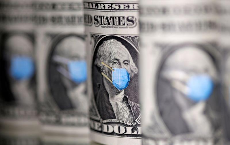 Kerugian perawat dolar setelah Fed, melompat dalam selera risiko